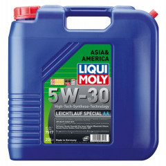 Моторное масло Liqui Moly Leichtlauf Special AA 5W-30 20 л (7517)