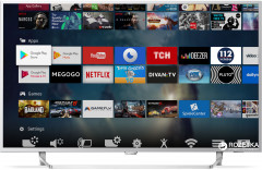 "Телевизор Philips 43PUS6412/12 43"", UHD, Android TV 6.0, QWERTY пульт (FZ2A1801019926) - Уценка"