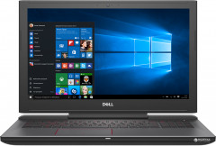 Ноутбук Dell Inspiron 7577 (I757161S1DW-418) Black