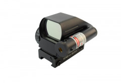 Коллиматорный прицел Vector Optics Tomcat 4 Reticle Red Laser (SCRD-24RL)
