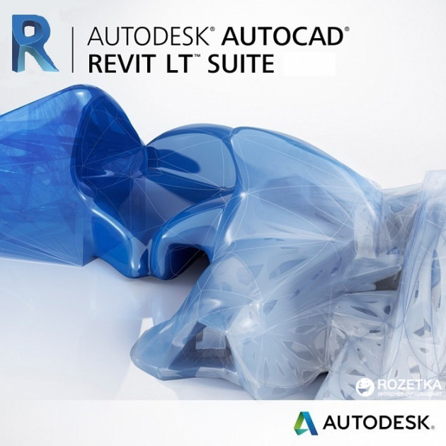 Autodesk AutoCAD Revit LT Suite 2019 Commercial New Single-user ELD 3-Year Subscription (электронная лицензия) (834K1-WW3033-T744)