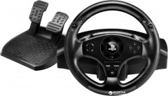 Проводной руль Thrustmaster T80 Racing Wheel PS3/PS4 Black (4160598)