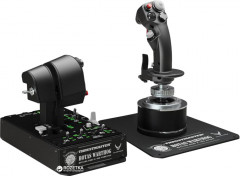 Проводной джойстик Thrustmaster Hotas Warthog PC Black (2960720)