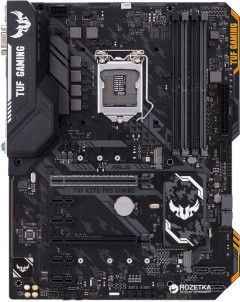 Материнская плата Asus TUF H370-Pro Gaming (s1151, Intel H370, PCI-Ex16)
