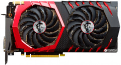 MSI PCI-Ex GeForce GTX 1070 Gaming X 8GB GDDR5 (256bit) (1582/8108) (DVI, HDMI, 3 x Display Port) (GTX 1070 GAMING X)
