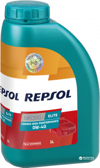 Моторное масло Repsol Elite Cosmos High Performan 0W40