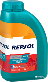 Моторное масло Repsol Elite Evolution Long-Life 5W30 1 л (RP141Q51)