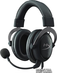 Kingston HyperX Cloud II (KHX-HSCP-GM) Gun Metal