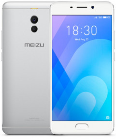 Meizu M6 Note 3/32Gb (Silver)