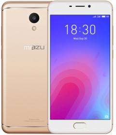 Meizu M6 3/32Gb (Gold)