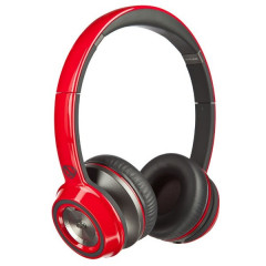 Наушники Monster® NCredible NTune On-Ear Solid Red