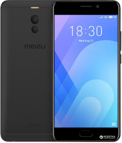Meizu M6 Note 4/64GB Global Black