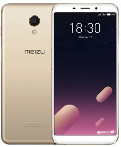 Meizu M6s 3/32GB Global Gold