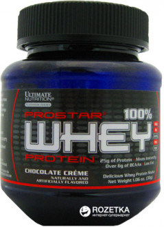 Протеин Ultimate Nutrition UltN Sample Prostar Whey Protein 30 г Chocolate (099071991461)