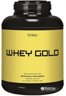 Протеин Ultimate Nutrition Gold 2.27 кг Vanilla (099071003560)