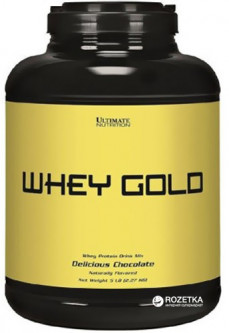 Протеин Ultimate Nutrition UltN Gold 2.27 кг Chocolate (099071003553)