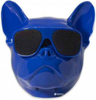 Акустична система Qitech Aerobull XL Blue (QT-dog-XLBl)