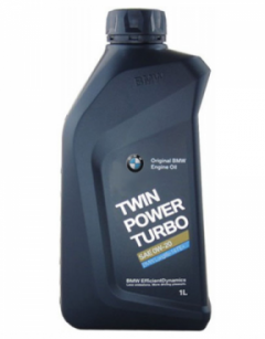 Моторное масло BMW TwinPower Turbo Longlife-14 FE+ 0W-20 1л 83212365926