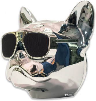 Акустична система Qitech Aerobull XL Chrome (QT-dog-XLCh)
