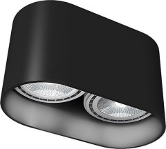 Светильник Downlight Nowodvorski 9240 Oval Black