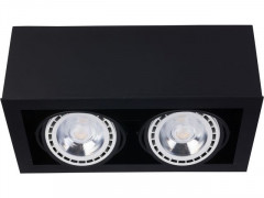 Светильник Downlight Nowodvorski 9470 Box Black