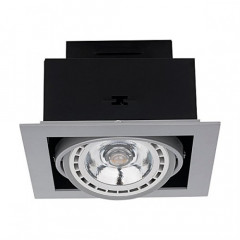 Светильник Downlight Nowodvorski 9573 Downlight Silver