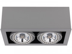 Светильник Downlight Nowodvorski 9471 Box Gray