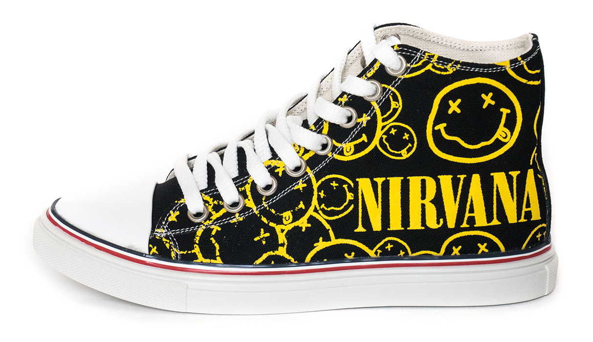 Rozetka.ua   Кеды Rock Shoes Nirvana (40-46) (5690-01) 42 (27,5 см ... f625b3b0d33