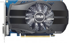 Asus PCI-Ex GeForce GT 1030 Phoenix OC 2GB DDR4 (64bit) (1177/2100) (DVI, HDMI) (PH-GT1030-O2GD4)
