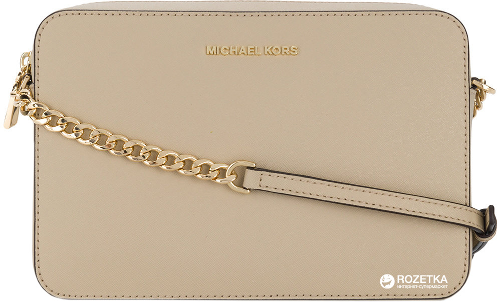 Женская сумка кожаная Michael Kors Jet Set Travel Large 32S4GTVC3L552 aeb7a84e4ca