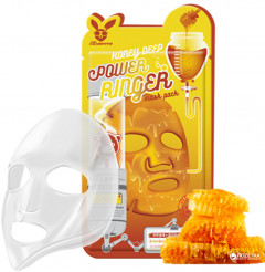 Лифтинг-маска Медовая Elizavecca Honey Deep Power Ringer Mask Pack 23 мл (8809317961088/8809520941921)