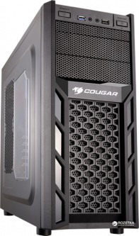 Корпус Cougar Solution 2 Black