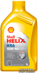 Моторное масло Shell Helix HX6 10W-40 1 л