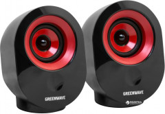Greenwave SA-603 Black-Red (R0015170)