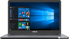 Ноутбук ASUS VivoBook 17 X705MA-GC002T (90NB0IF2-M00030) Star Grey