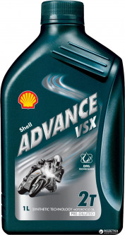 Моторное масло Shell Advance VSX 2 1 л (3438)