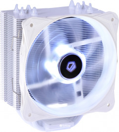 Кулер ID-COOLING SE-214L-SNOW White LED