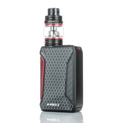 Стартовый набор Smok H-Priv 2 225W TC with TFV12 Big Baby Prince Black (snr057)