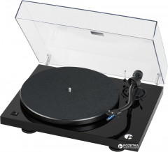 Pro-Ject Debut III S Audiophile Pick it 25 A Black (9120082381888)