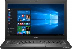 Ноутбук Dell Latitude 7280 (N019L728012_W10) Black