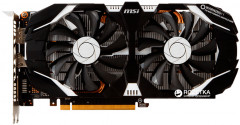 MSI PCI-Ex GeForce GTX 1060 3GB GDDR5 (192bit) (1506/8008) (DVI, HDMI, DisplayPort) (GTX 1060 3GT)