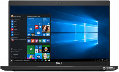 Ноутбук Dell Latitude 7390 (N025L739013_W10) Black