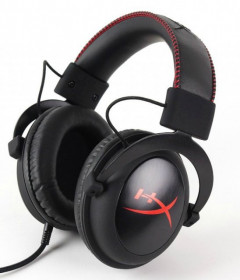 Гарнитура Kingston HyperX Cloud Core Black (KHX-HSCC-BK-BR)
