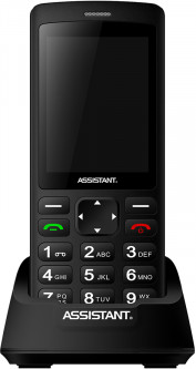 Assistant AS-202 Classic Black