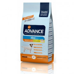 Сухой корм для собак мини пород Advance Mini Adult 7.5кг