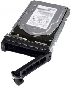 "Жесткий диск Dell 2TB 7200rpm 400-ATJX 3.5"" 512n NL-SAS Hot-plug G14"