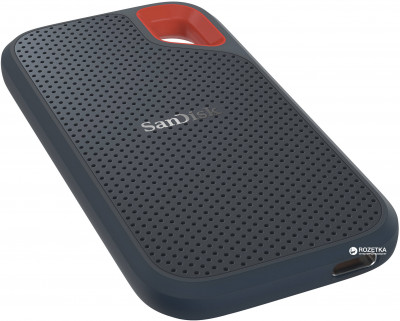 SanDisk Portable Extreme E60 250GB USB 3.1 Type-C TLC (SDSSDE60-250G-G25) External