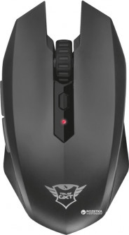 Мышь Trust GXT 115 Macci Wireless Black (TR22417)