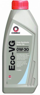 Моторное масло Comma Eco-VG 0W-30 1л