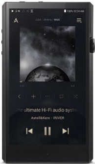Аудиоплеер Astell&Kern A&ultima SP1000 Onyx Black LE